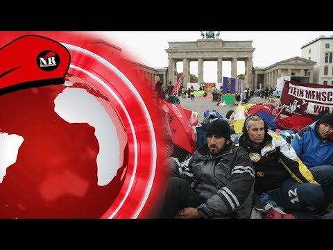 Pomáhají uprchlíci Německé ekonomice? - NR den 17.12.2018