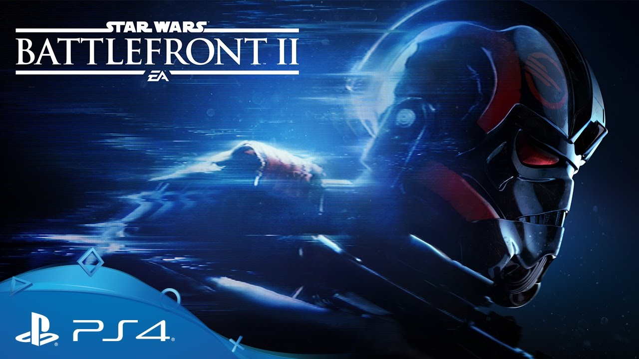First Look: Star Wars Battlefront II