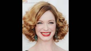 Кристина Хендрикс (Christina Hendricks) musical slide show