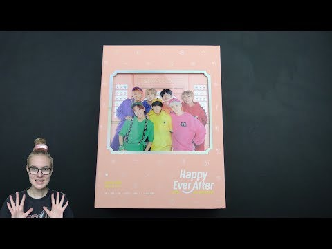 ENG/FULL] BTS방탄소년단 4th Muster DVD 'A Happy Ever After