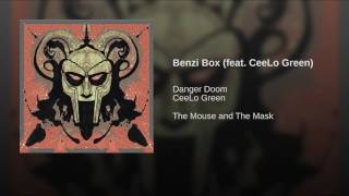 Benzi Box (feat. CeeLo Green)