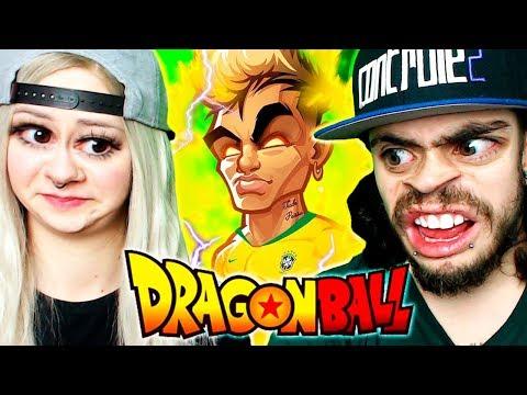 NEYMAR participou do Dragon Ball! COMO ASSIM? 😦