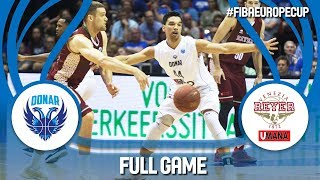 Donar Groningen (NED) v Umana Reyer Venezia (ITA) - Semi-Finals - Full Game - FIBA Europe Cup 17-18