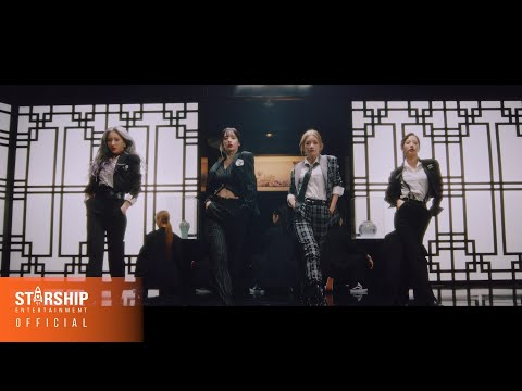 """WJSN The Black Turns to the Neo-Noir in """"Easy"""""""