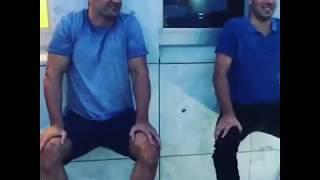 "Wadimir Klitschko: ""Phantom Seat"" Challenge"