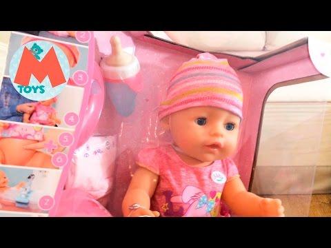 Кукла Baby Born интерактивная 43 cм с аксессуарами (823-163), фото 10