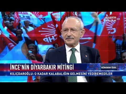 Gündem Özel - 14 Haziran 2018 (CHP Genel Başkanı Kemal Kılıçdaroğlu)