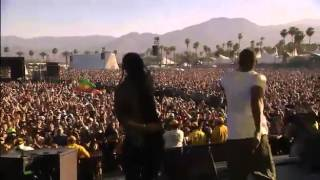 Damian Marley and Nas Live Could you be loved