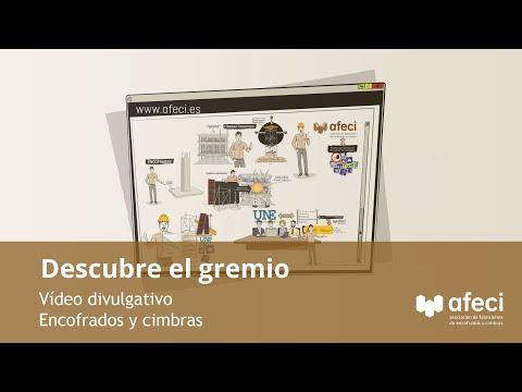 Animación del vídeo de AFECI