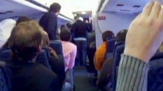 Flight Attendant Rant on Crashing, 9/11