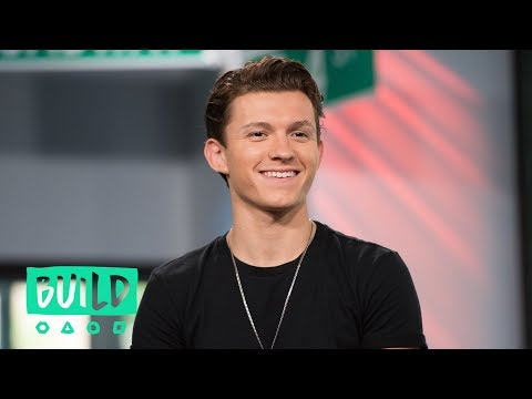 Tom Holland Discusses His Audition for the Role of Spider-Man