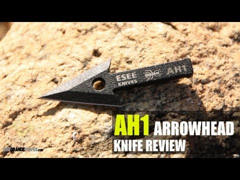 Download Esee Knives Arrowhead Survival Spear Knife Review | OsoGrandeKnives HD Mp4 3GP Video and MP3
