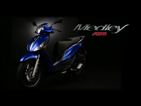 Piaggio Medley - official video