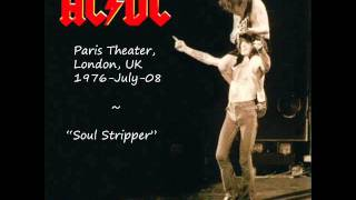 ACDC 1976 07 08 Soul Stripper (Live)