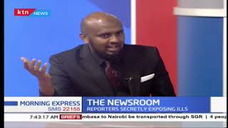 Focus on investigative journalism, Reporters secretly exposing ills in Kenyan Society | The Newsroom