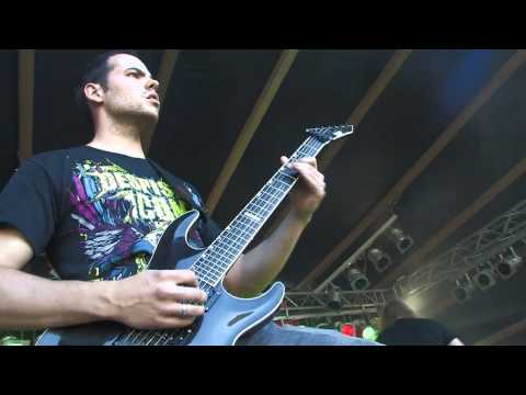 Grind Inc. - Praise  the light - Live @ Mehsuff Metalfestival 2010