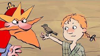 умная дочь | дети мультфильм | Русские истории | Moral Stories For Kids | Clever Daughter