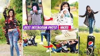Most EASY MOBILE PHOTOGRAPHY Hacks to make your INSTAGRAM PHOTOS VIRAL | Instagram Photo Hacks