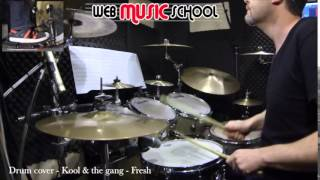 Kool And The Gang   Fresh   DRUM COVER