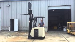 Crown RC 5530-30 Electric Forklift