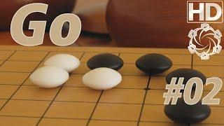 """Das Spiel Go - Tutorial #02 """"Spieltaktiken"""" german deutsch HD PC"""