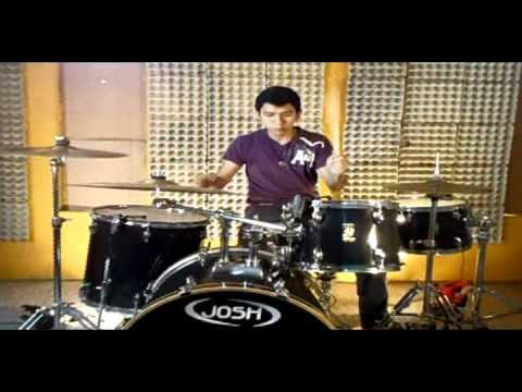 Fall out boys - Thnks Fr Th Mmrs (Drum Cover) - Josh