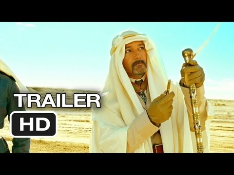 Day Of The Falcon Official US Release Trailer #1 (2013) - Antonio Banderas Movie HD (видео)