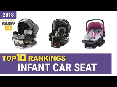 Best Infant Car Seat Top 10 Rankings, Review 2018 & Buying Guide