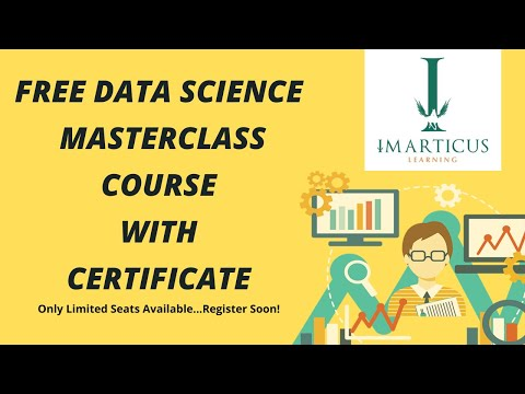 Free Data Science Masterclass Program with Certificate | Imarticus ...
