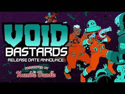 Void Bastards - Release Date Trailer de Void Bastards