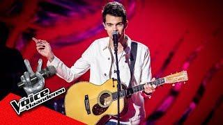 Bram - 'Like I Love You' | Liveshows | The Voice Van Vlaanderen | VTM
