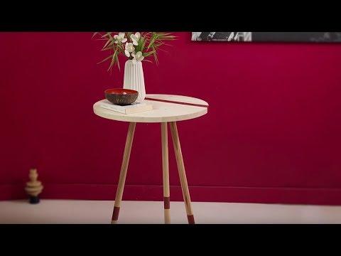 Project Tutorial: Beistelltisch selber bauen