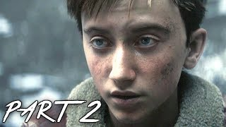 CALL OF DUTY WW2 Walkthrough Gameplay Part 2 - Stronghold - Campaign Mission 2 (COD World War 2)