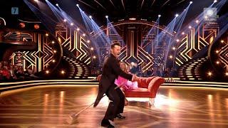 Dancing With the Stars. Taniec z Gwiazdami 9 - Odcinek 2 - Qczaj i Paula