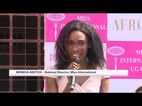 Evelyne Namatovu unveiled as Uganda's representative in Miss International contest