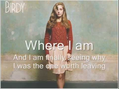 The District Sleeps Alone Tonight (2011) (Song) by Birdy