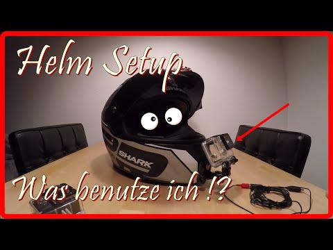 Helm Setup   Wie befestige ich die Kamera am Helm!?   Webon one