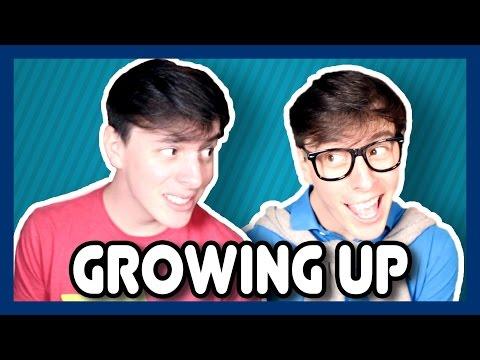 Growing Up | Thomas Sanders