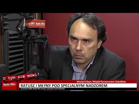 Wideo1: Maciej Urban, Miejski Konserwator Zabytków