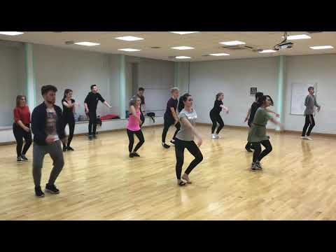 The Greatest Showman - Come Alive Workshop