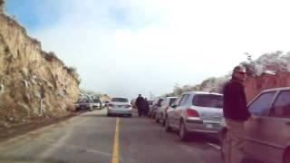 preview picture of video 'Sierras nevadas en Catamarca, Argentina (23 Jul 2009)'