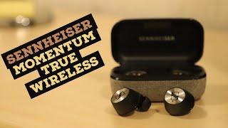 Sennheiser | Momentum True Wireless | Deutsch | Kabelloser InEar