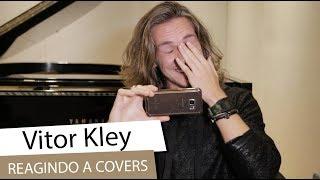 Vitor Kley Reage A Covers De O SOL