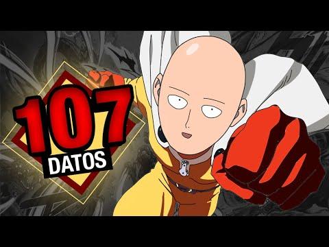 107 Datos De One Punch Man Que DEBES Saber (Atómico #79) en Átomo Network