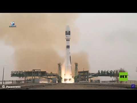 العرب اليوم - شاهد: لقطات تظهر إطلاق صاروخ