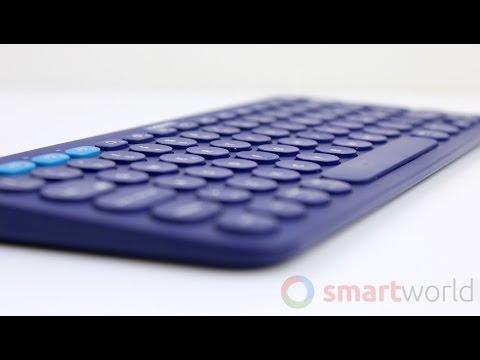 Logitech K380 tastiera bluetooth, recensione in italiano