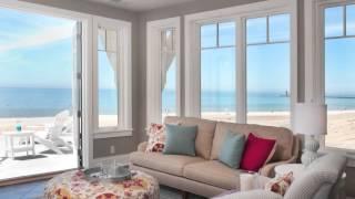 Lake Michigan Beach House For Sale   South Haven, MI   Private Beach