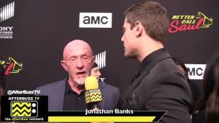 Jonathan Banks Interview   Season 3 Premiere   Better Call Saul