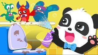 Kumpulan Film Bayi Panda | Lagu Anak-anak | BabyBus Bahasa Indonesia