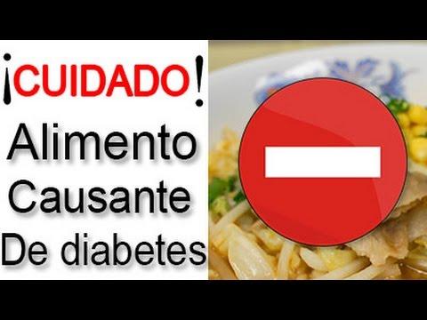 Tratamiento de la diabetes por Tishchenko